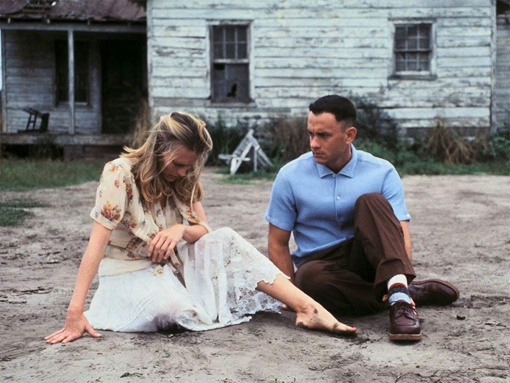«Forrest Gump» a reçu l'un des Oscars du meilleur film.