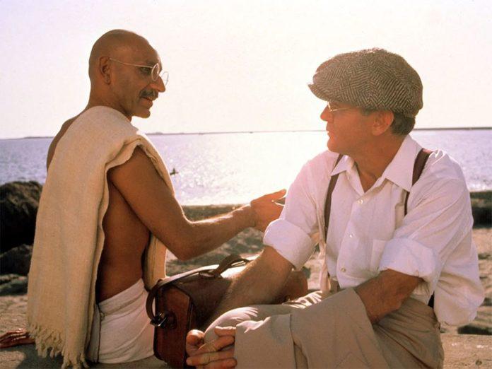 «Gandhi» a reçu l'un des Oscars du meilleur film.