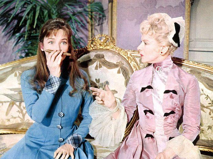 «Gigi» a reçu l'un des Oscars du meilleur film.