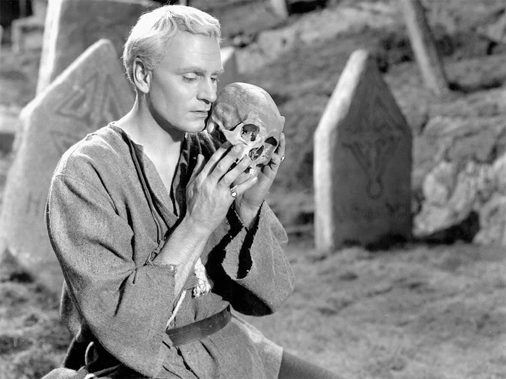 «Hamlet» a reçu l'un des Oscars du meilleur film.