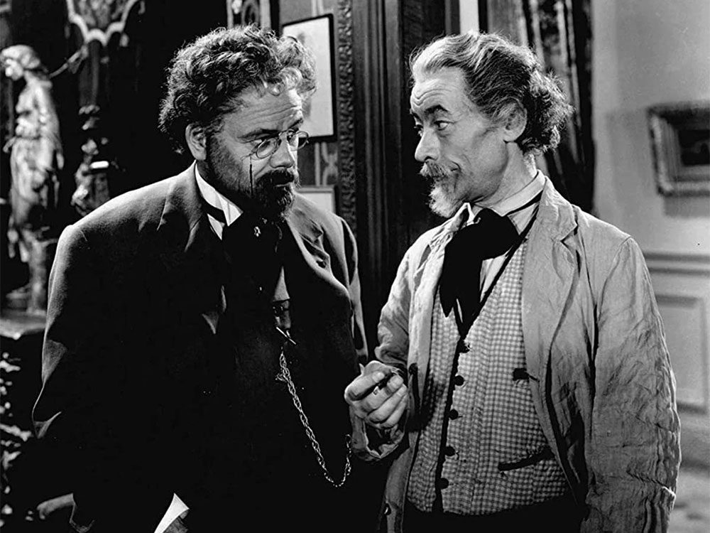 «La vie d'Émile Zola» a reçu l'un des Oscars du meilleur film.