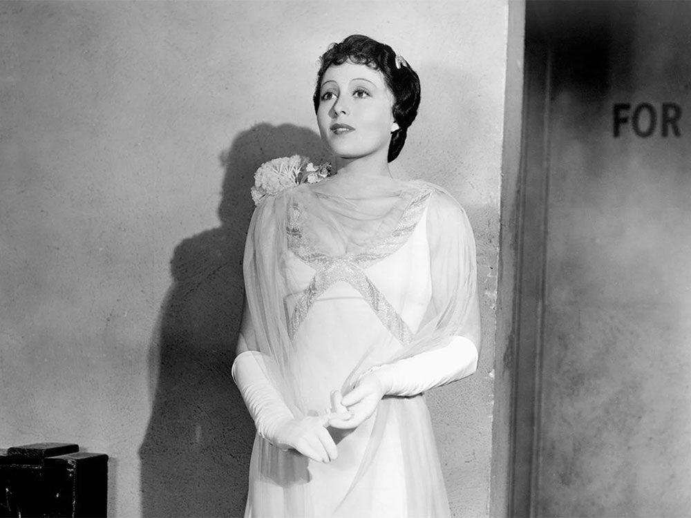 «Le Grand Ziegfeld» a reçu l'un des Oscars du meilleur film.