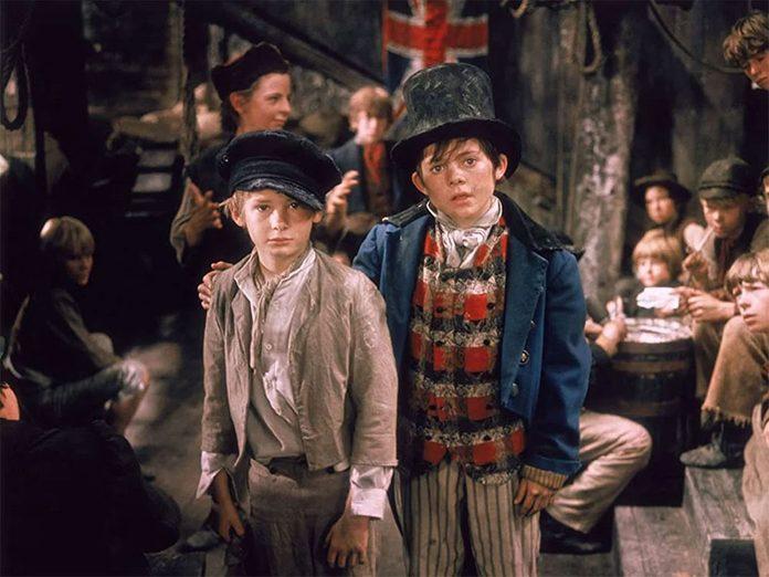 «Oliver!» a reçu l'un des Oscars du meilleur film.
