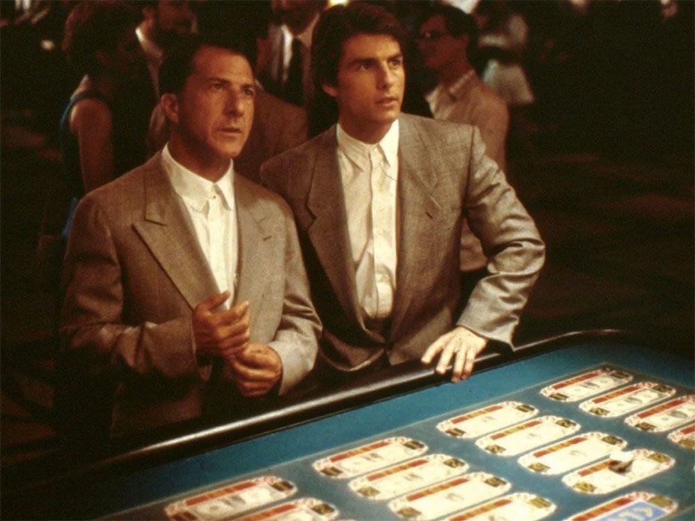 «Rain Man» a reçu l'un des Oscars du meilleur film.