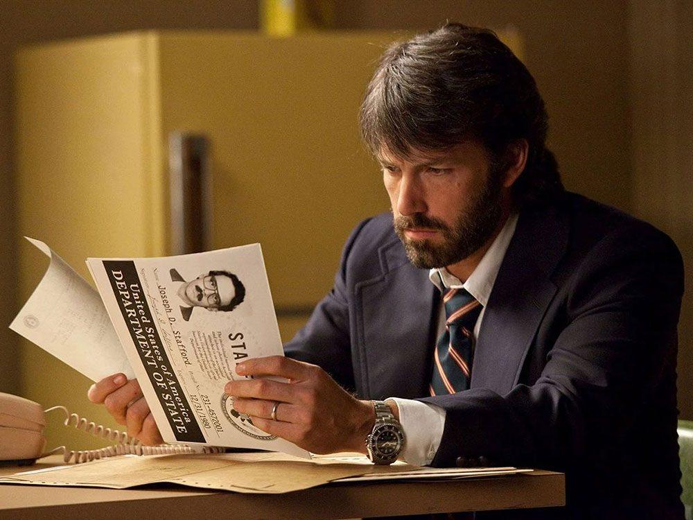 «Argo» a reçu l'un des Oscars du meilleur film.