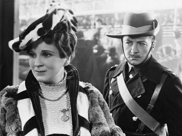 «Cavalcade» a reçu l'un des Oscars du meilleur film.