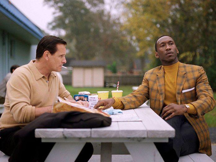 «Le Livre de Green» a reçu l'un des Oscars du meilleur film.