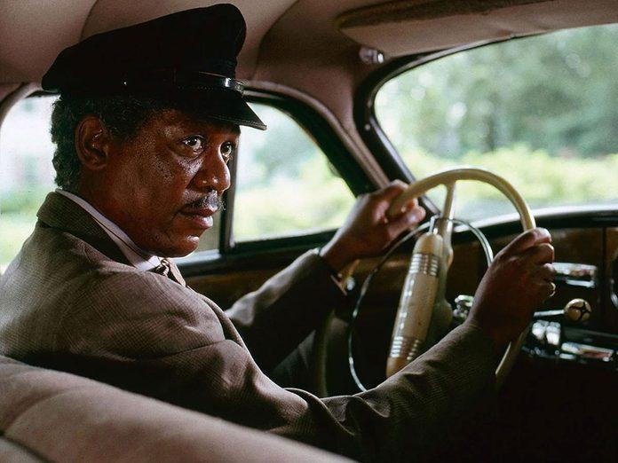 «Miss Daisy et son chauffeur» a reçu l'un des Oscars du meilleur film.