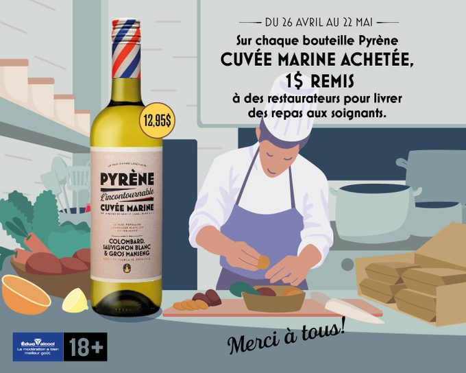 Pyrene Initiative Vin