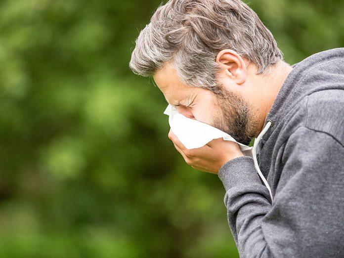 Le lien entre allergies et histamine.