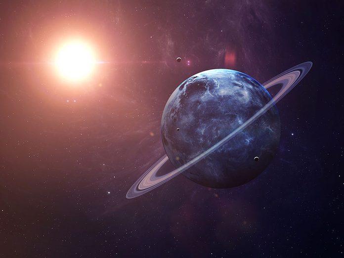 Astrologie: Saturne et Uranus sont «en carré» cette année.
