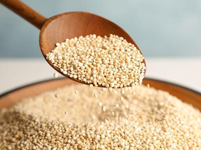 Qu'est-ce que le quinoa et quels sont ses bienfaits?