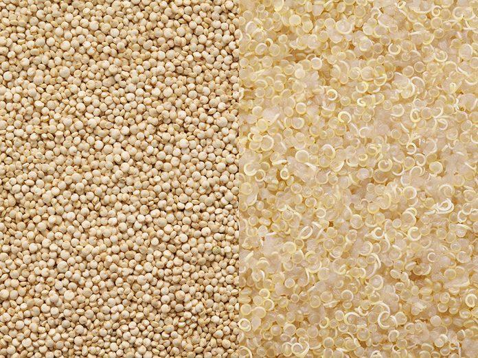 Comment faire cuire le quinoa et conserver ses bienfaits?