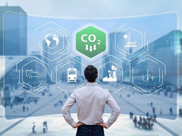 Bonnes nouvelles: réduire les émissions de CO2ne coûterait pas cher au Royaume-Uni.