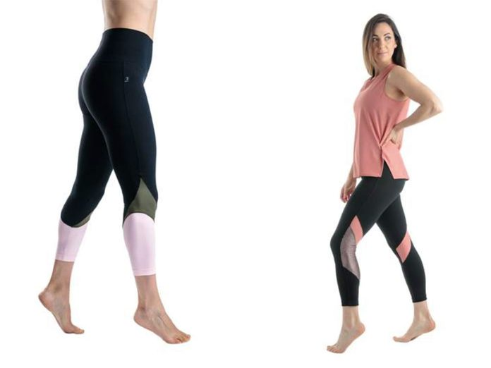 Idées cadeaux: offrez des vêtements de sport biodégradables pour la fête des mères.