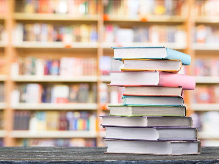 Idées cadeaux: offrez un beau livre pour la fête des mères.