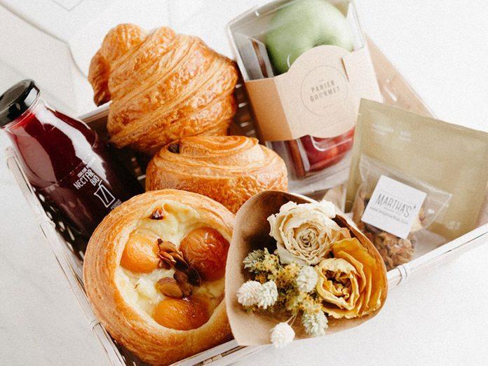 Idées cadeaux: offrez des repas préparés pour la fête des mères.
