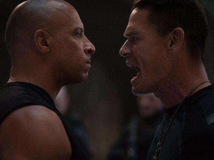 Georges St-Pierre présente John Cena, l'un des champions d'arts martiaux devenus vedettes du cinéma.