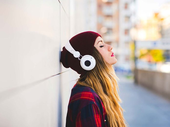 Écouter de la musique classique pour une meilleure gestion du stress.