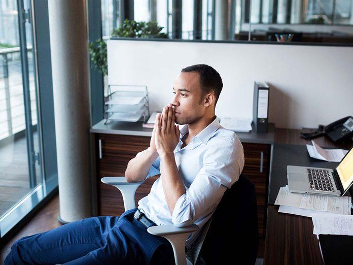 Relativiser pour une meilleure gestion du stress.