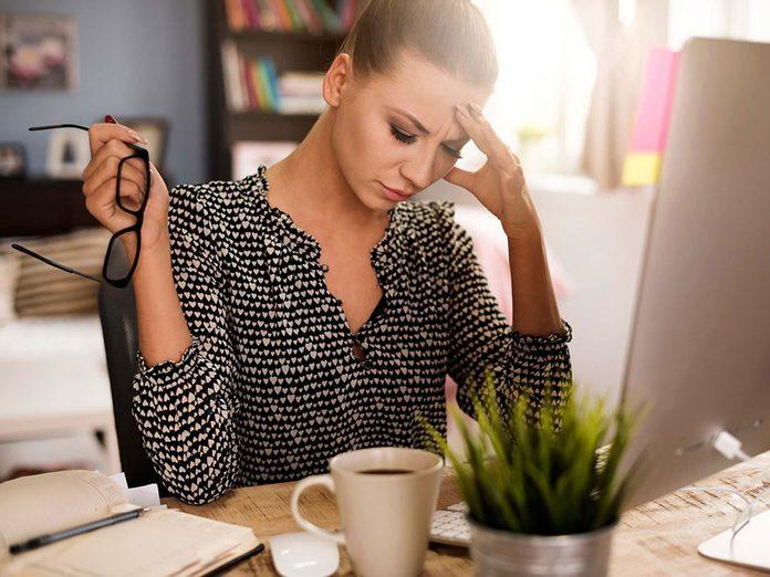 Compter jusqu'à 10 pour une meilleure gestion du stress.