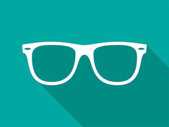 Les lunettes pour aveugles font partie des inventions étranges et merveilleuses.