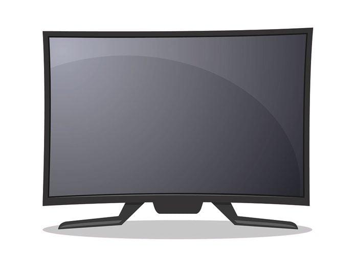 La télé sans écran fait partie des inventions étranges et merveilleuses.