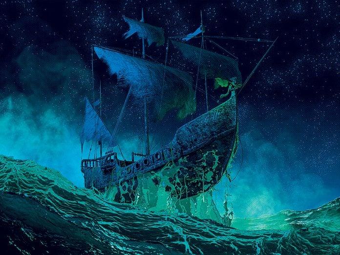 Le bateau fantôme des Grands Lacs est l'un des plus grands mystères du Canada.
