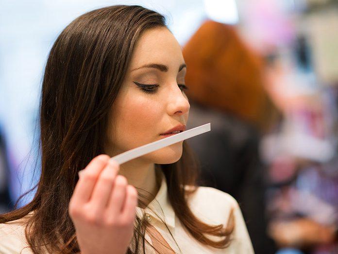 Odorat: les femmes ont le nez!