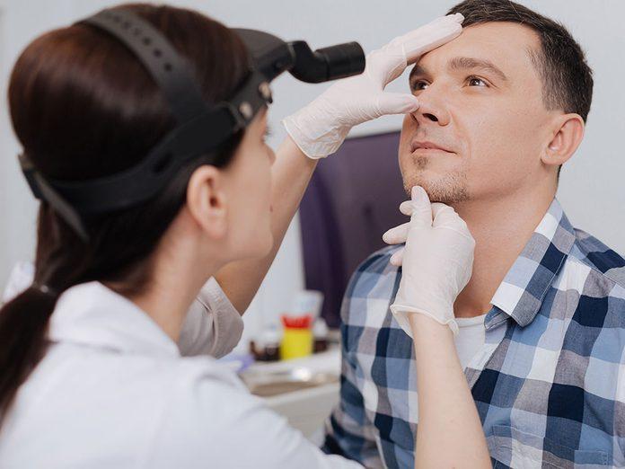 La médecine réussit parfois à pallier la perte d'odorat.