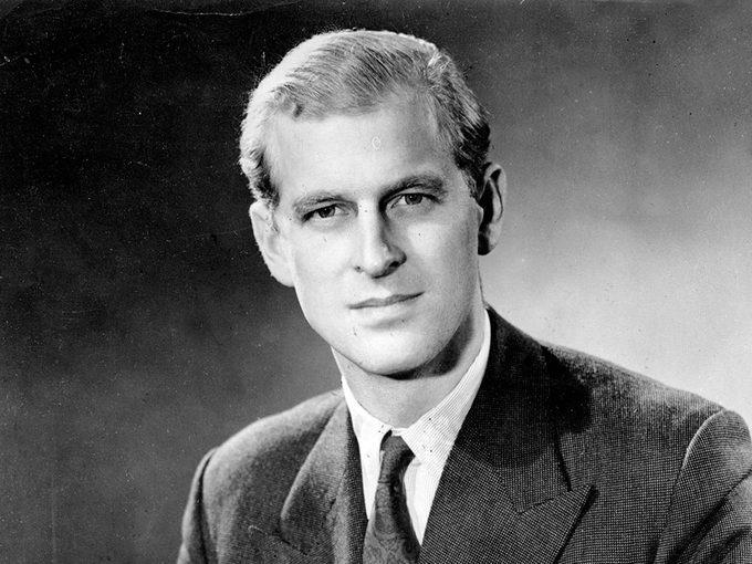Prince Philip, duc d'Édimbourg, 1921-2021.
