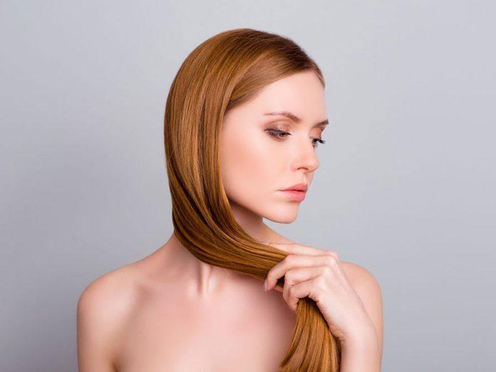 Le changement de texture est un problème de cheveux fréquent.