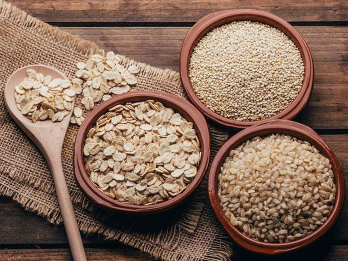Qu'est-ce qu'une diète de protéines végétales?