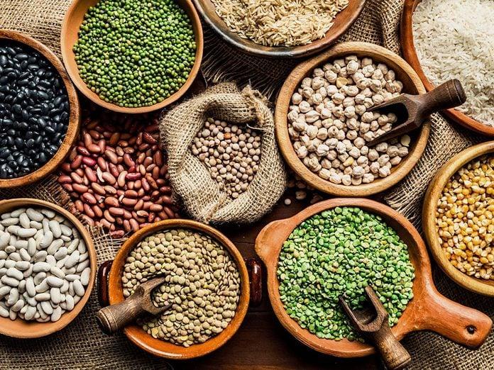 Qu'est-ce qu'une protéine végétale?
