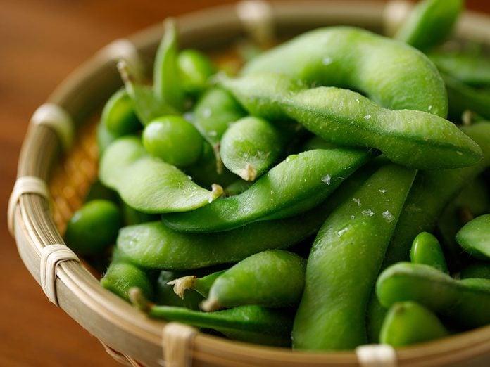 Comment manger encore plus d'edamame?