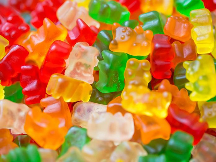 Il existe un risque de cancer avec les sucreries.