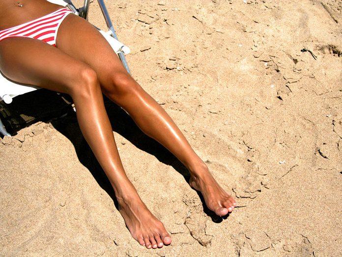 Soins de la peau: il y a d'autres moyens que de s'exposer au soleil pour obtenir de la vitamine D.
