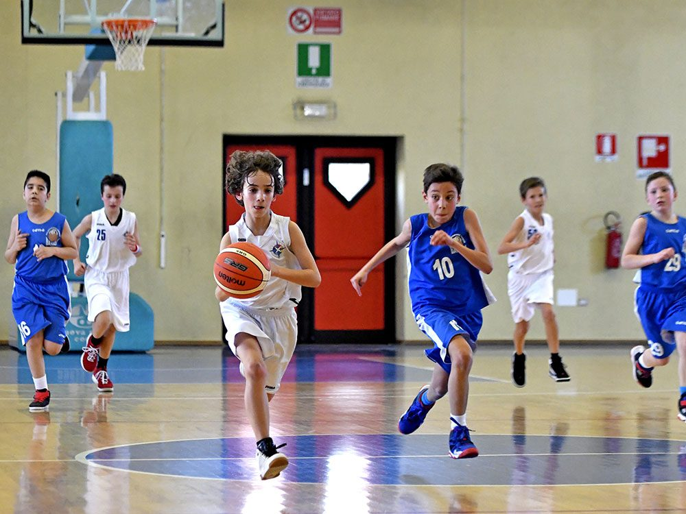 Le rôle crucial des sports d'équipe pour aider les jeunes à traverser la pandémie.