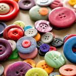 Témoignage: toute une vie dans une boîte de boutons