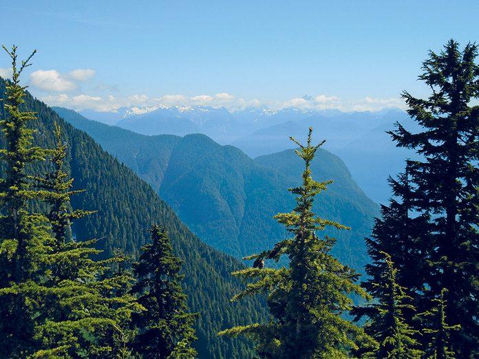 Témoignage: un père et ses deux enfants se perdent en montagne.
