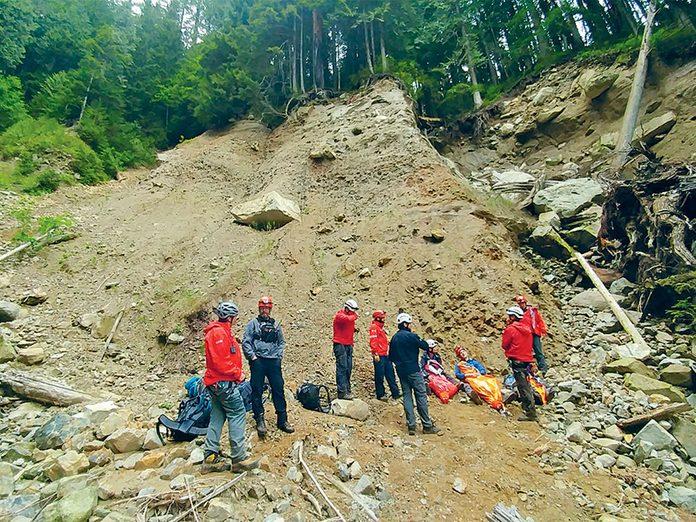 Témoignage: des enfants sont retrouvés après s'être perdus en montagne.