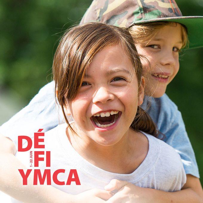 Défi YMCA 2021: changer ses habitudes pour une bonne cause.