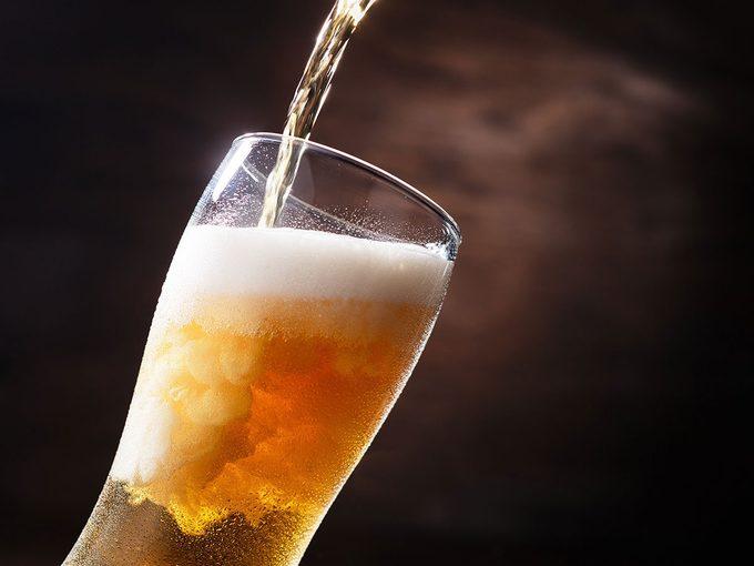 L'alcool affaiblit les facultés en deçà des limites légales.
