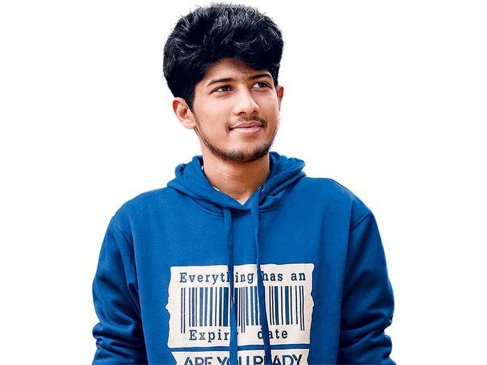 Bonnes nouvelles au Bangladesh: il milite contre le cyberharcèlement.