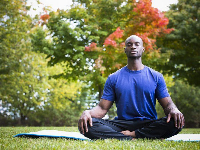 Apprendre comment méditer.