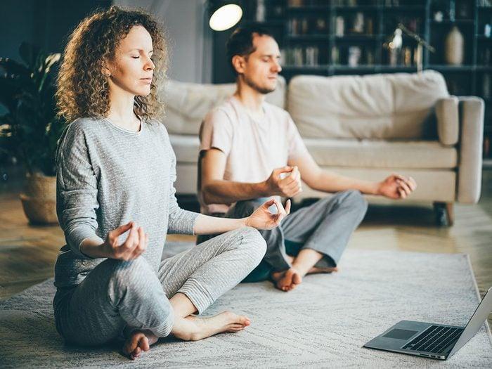 Comment méditer correctement?