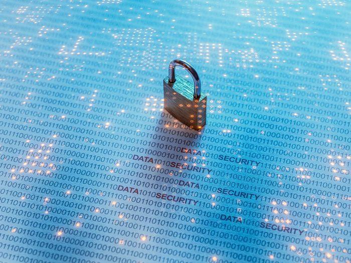 Comment ne pas se faire pirater: mettez régulièrement à jour vos logiciels de sécurité.