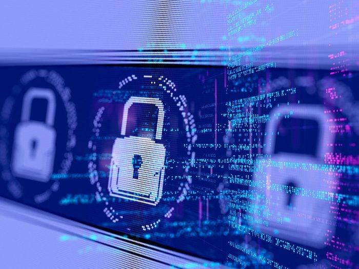Comment ne pas se faire pirater: utilisez des gestionnaires de mots de passe.