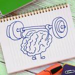 L'exercice préserve les facultés cognitives