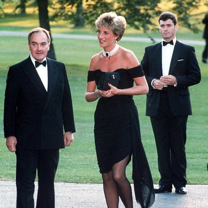 L'histoire derrière la fameuse «robe de la vengeance» de la princesse Diana.